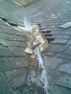Lead Valley Repairs Leicester Chimney Amp Roof Repairs