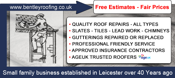 Roofing Leicester