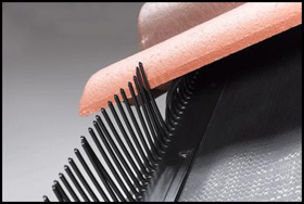 anti bird comb