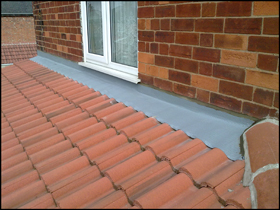 Lead Alternatives Fibreglass Roofing Leicester