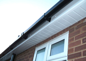 new guttering fascias and soffits